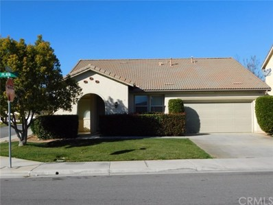 1476 Playa Street, Beaumont, CA 92223 - MLS#: EV18031688