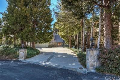 27871 S Peninsula Drive, Lake Arrowhead, CA 92352 - MLS#: EV18032186