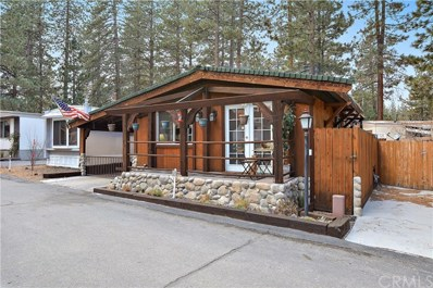 475 Thrush Drive UNIT 27, Big Bear, CA 92315 - MLS#: EV18034598
