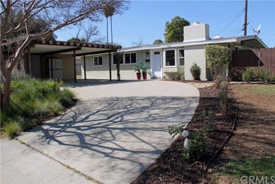 502 S University Street, Redlands, CA 92374 - MLS#: EV18041280
