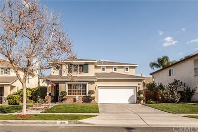1444 Foothill Way, Redlands, CA 92374 - MLS#: EV18041751