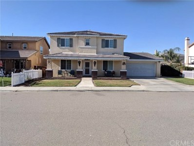 1134 Waterleaf Way, San Jacinto, CA 92582 - MLS#: EV18043963