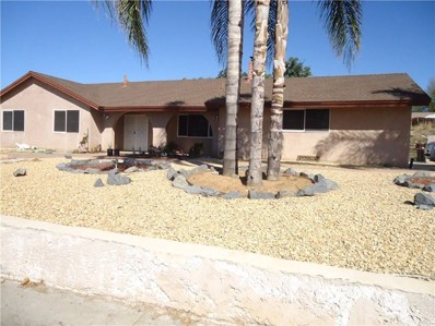 24800 Tranquil Way, Moreno Valley, CA 92557 - MLS#: EV18046339