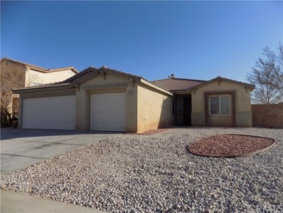 11011 Continental Court, Adelanto, CA 92301 - MLS#: EV18047303