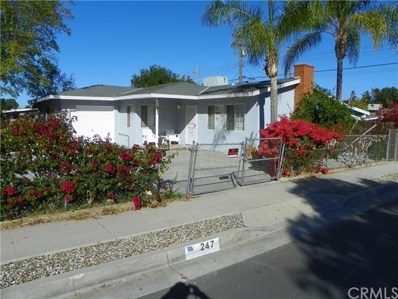 247 Mulvihill Avenue, Redlands, CA 92374 - MLS#: EV18047559