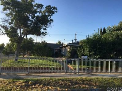 853 E La Verne Avenue, Pomona, CA 91767 - MLS#: EV18048267