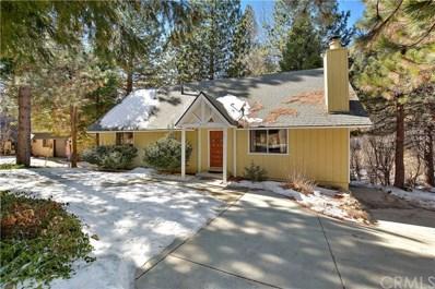 352 Grass Valley Road, Lake Arrowhead, CA 92352 - MLS#: EV18048576