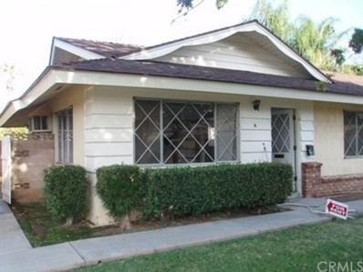 534 Roosevelt Road UNIT A, Redlands, CA 92374 - MLS#: EV18051104