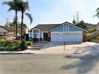 18036 E Quail Cove Way, Rowland Heights, CA 91748 - MLS#: EV18055515