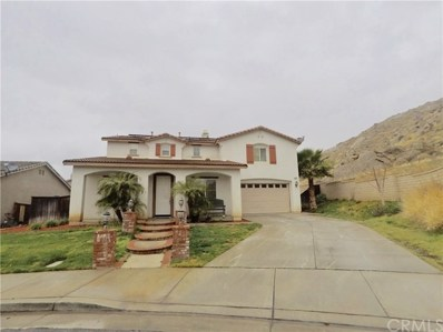 26238 Calico Lane, Moreno Valley, CA 92555 - MLS#: EV18057441