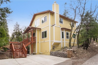 319 Triangle Nook Road, Crestline, CA 92325 - MLS#: EV18060319