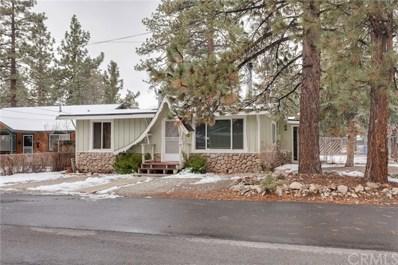 1017 Tinker Bell Avenue, Big Bear, CA 92314 - MLS#: EV18061532