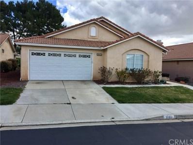 10411 Bel Air Drive, Cherry Valley, CA 92223 - MLS#: EV18062128