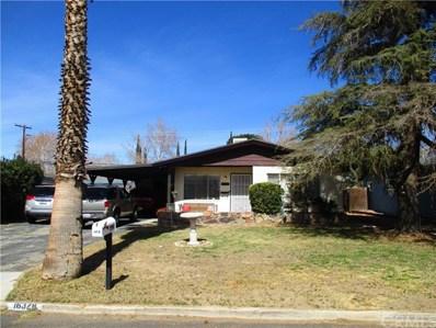 16328 Del Norte Drive, Victorville, CA 92395 - MLS#: EV18065914