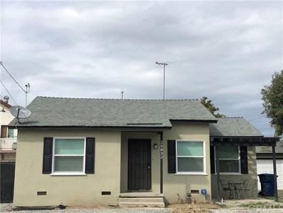 25832 Chula Vista Street, Loma Linda, CA 92354 - MLS#: EV18066521
