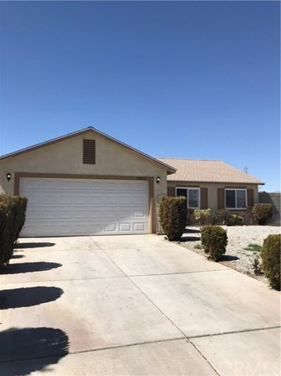 17852 Tahoe Court, Adelanto, CA 92301 - MLS#: EV18068491