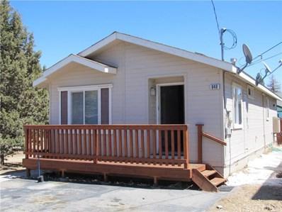 940 WILLOW Lane, Big Bear, CA 92314 - MLS#: EV18071584