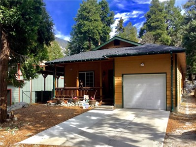9405 Canyon Drive, Forest Falls, CA 92339 - MLS#: EV18073913