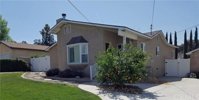 12696 18th Street, Redlands, CA 92373 - MLS#: EV18076810
