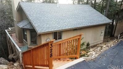 328 Cedarbrook Drive, Twin Peaks, CA 92391 - MLS#: EV18079010