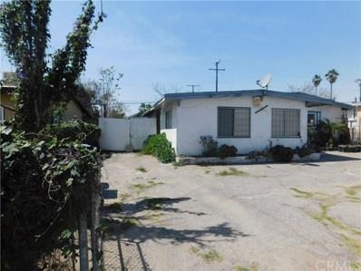 11386 Cedar Avenue, Bloomington, CA 92316 - MLS#: EV18080502