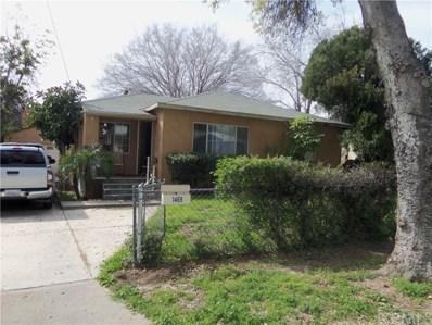 1469 W 16th Street, San Bernardino, CA 92411 - MLS#: EV18083754