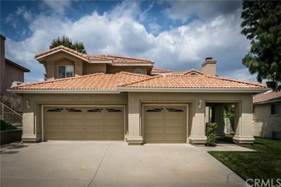 3660 Ridge Line Drive, San Bernardino, CA 92407 - MLS#: EV18084298