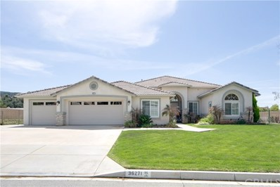 36271 Cherrywood Drive, Yucaipa, CA 92399 - MLS#: EV18084474