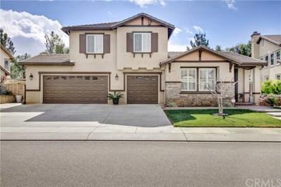 1491 E Shooting Star Drive, Beaumont, CA 92223 - MLS#: EV18085211