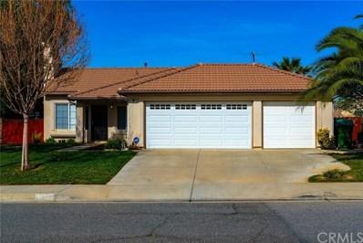 1601 Sunnyslope Avenue, Beaumont, CA 92223 - MLS#: EV18086617