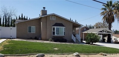 12696 18th Street, Redlands, CA 92373 - MLS#: EV18087056