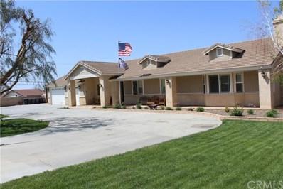 10993 Crowther Lane, Cherry Valley, CA 92223 - MLS#: EV18087707