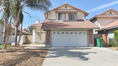 24394 Electra Court, Moreno Valley, CA 92551 - MLS#: EV18089237