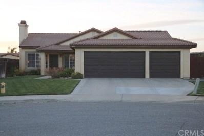 1693 Quail Summit Drive, Beaumont, CA 92223 - MLS#: EV18089885