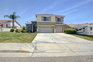 1156 Foothill Drive, Banning, CA 92220 - MLS#: EV18089909