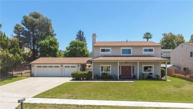 1320 Amherst Court, Redlands, CA 92374 - MLS#: EV18091351