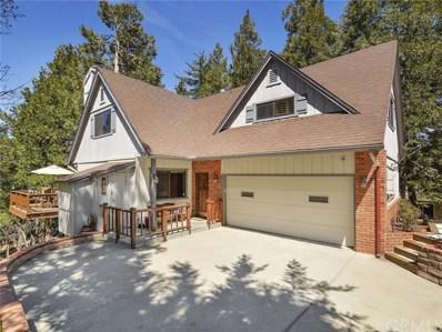 494 Pyramid Drive, Lake Arrowhead, CA 92352 - MLS#: EV18095070