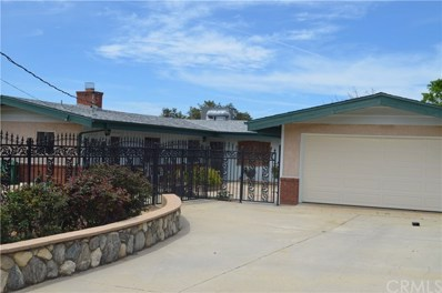 8735 Avenida Miravilla, Cherry Valley, CA 92223 - MLS#: EV18095795
