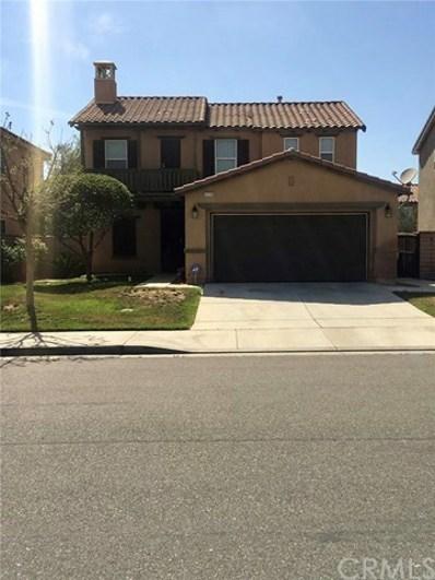 17779 Camino Del Rey, Moreno Valley, CA 92551 - MLS#: EV18095836