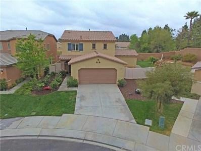 1395 Valley Rose Way, Beaumont, CA 92223 - MLS#: EV18097654