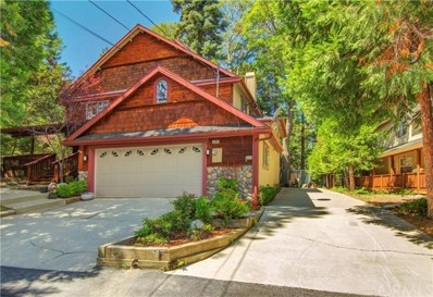 228 Chippewa Lane, Lake Arrowhead, CA 92352 - MLS#: EV18097828