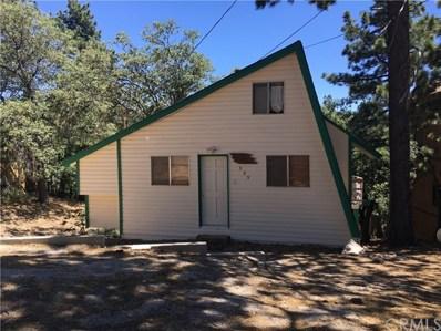 589 Dahlia Drive, Green Valley Lake, CA 92341 - MLS#: EV18099189