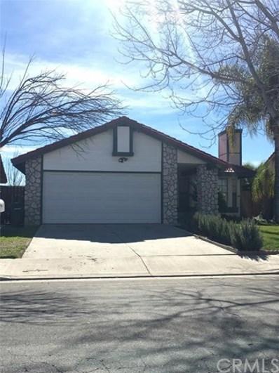 3563 Anchorage Street, Hemet, CA 92545 - MLS#: EV18100878