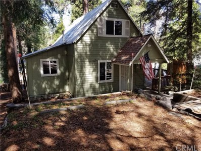 392 Redwood Drive, Crestline, CA 92325 - MLS#: EV18103522