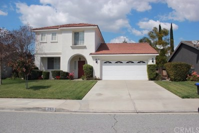 266 E Carol Way, San Bernardino, CA 92408 - MLS#: EV18105121