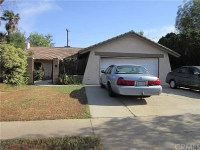9281 La Ronda Street, Rancho Cucamonga, CA 91701 - MLS#: EV18106229