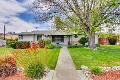 12406 Ridgewood Drive, Yucaipa, CA 92399 - MLS#: EV18106752