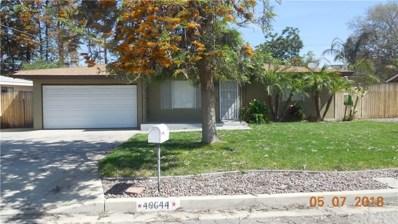 40644 Rosalie Avenue, Hemet, CA 92544 - MLS#: EV18107497