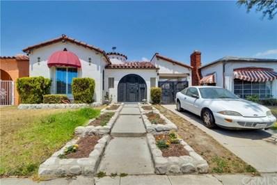 1205 W 81st Place, Los Angeles, CA 90044 - MLS#: EV18107792