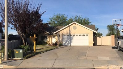 13598 San Lucas Drive, Yucaipa, CA 92399 - MLS#: EV18110039